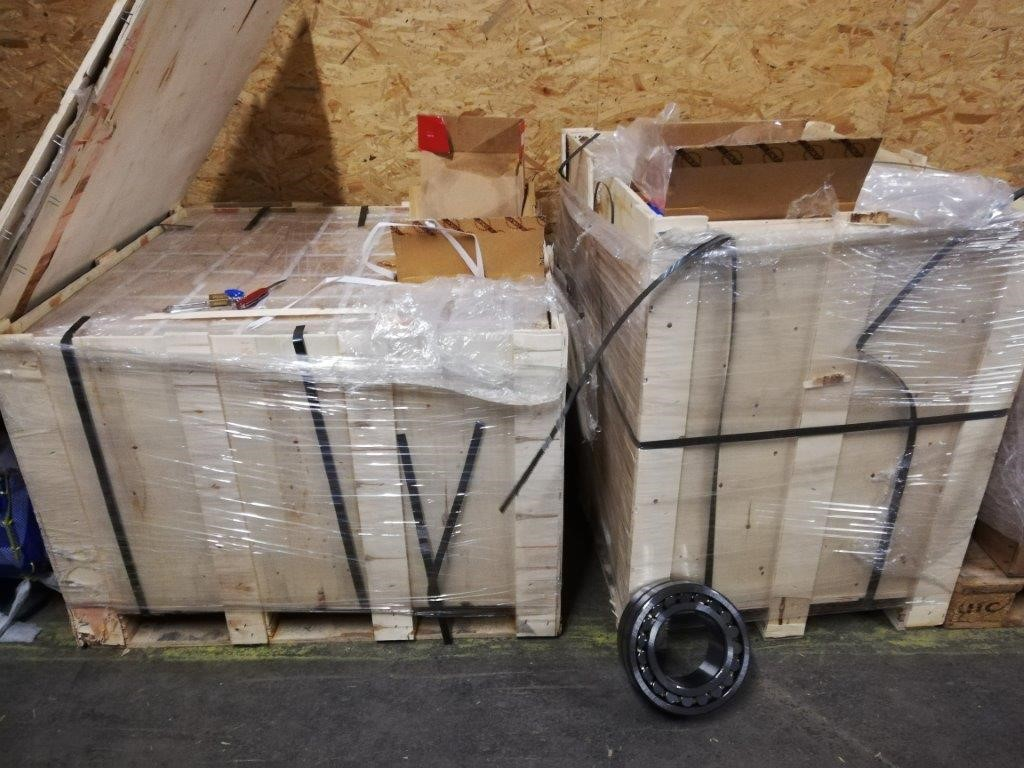 Austrian Customs seize 1,5 tons of counterfeit SKF Products