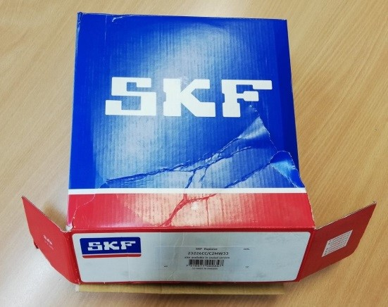 Austrian Customs seize 1,5 tons of counterfeit SKF Products | WBA